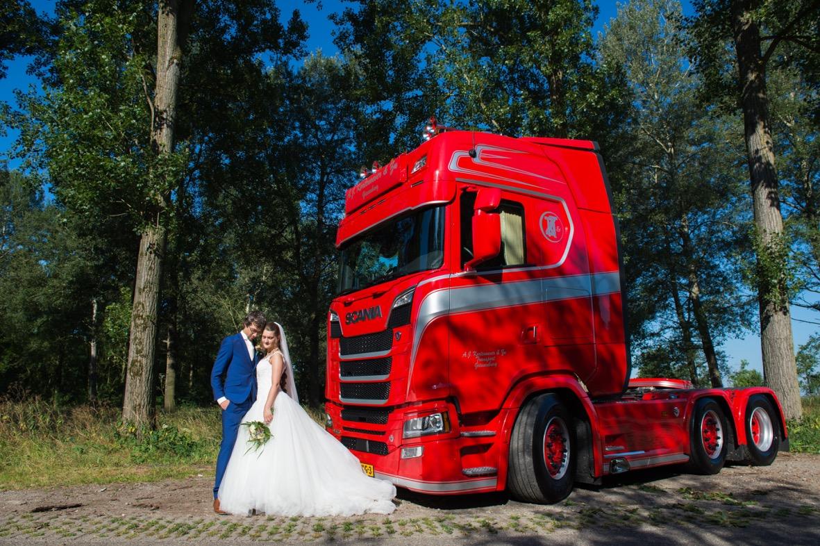 Bruidspaar Hak-Bot (29-06-18 )