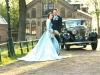 bruidspaar Dirk de Jong en Caroline Huurman (26-04-2018)