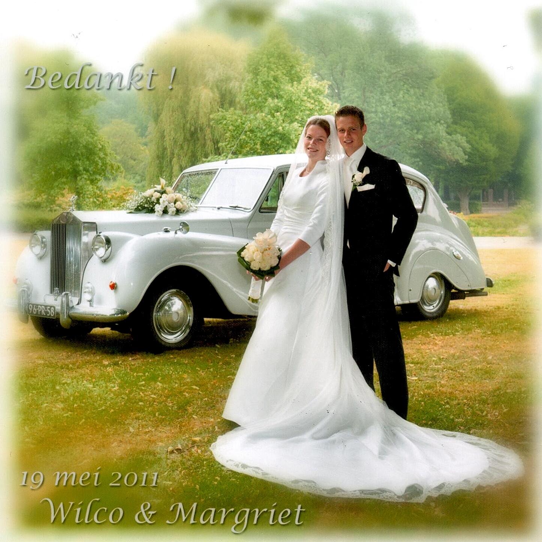 Bruidspaar De Kievid - Versluis