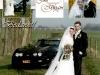 Bruidspaar Reijm - de Groot