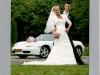 Bruidspaar Jan Paul Lagendijk - Anneke de Vree 16-06-2011