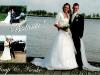 Bruidspaar Dooge - van Ooijen