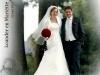 Bruidspaar Janssen - de Ron