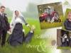 Bruidspaar Boet - Walraven (Pieter  Mieke) 03-05-2012