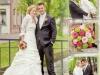 Bruidspaar Cornelis de Jong - Marieke de Bruin 11-05-2012