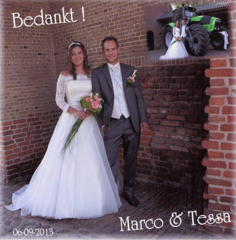 Marco van Trierum & Tessa van Ooijen (06-09-2013)