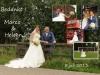 Bruidspaar Marco & Heleen Muilwijk (05-07-2013)