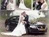 Bruidspaar Jeroen van Norden - Mariette van der Linden (11-07-2014)