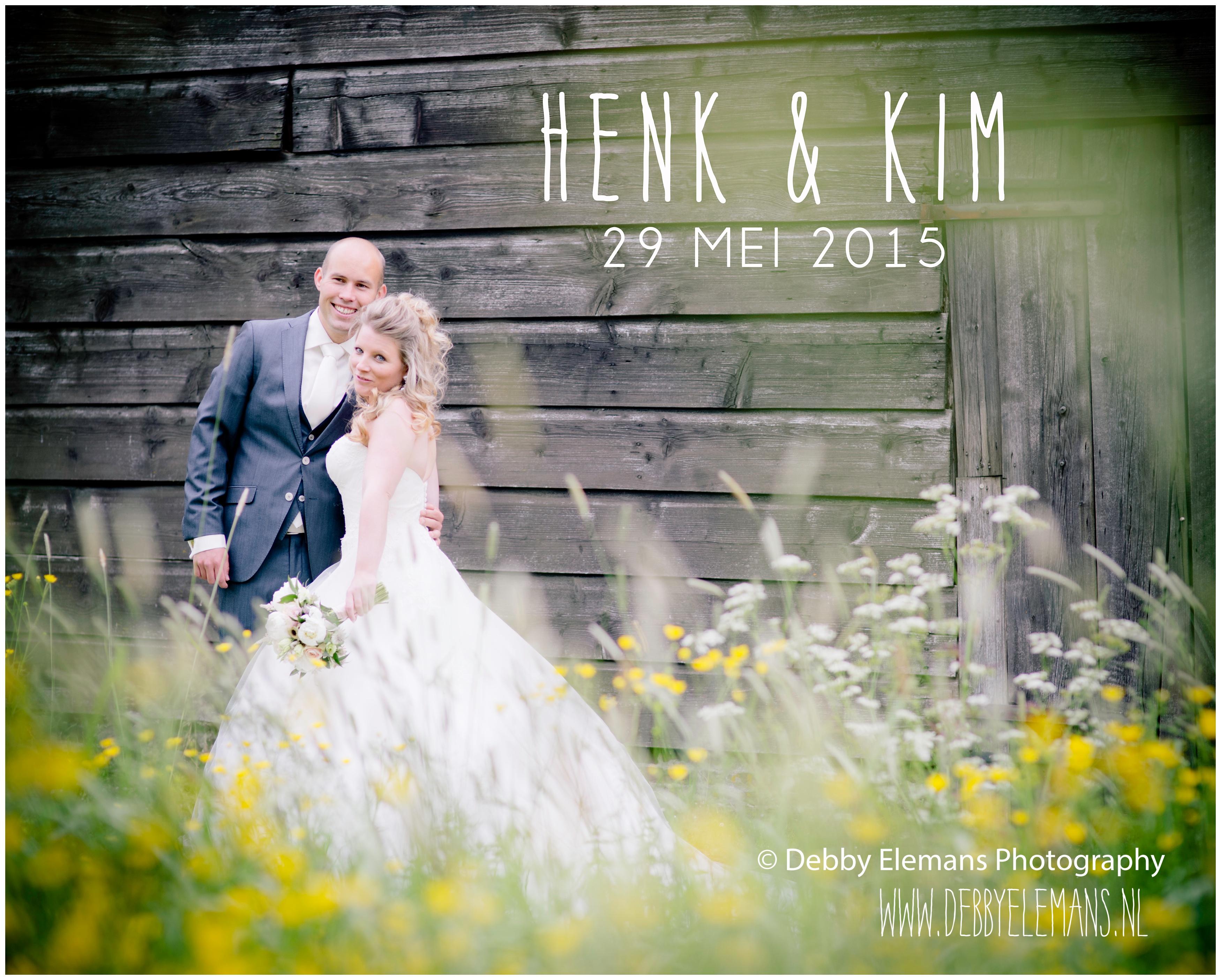 Bruidspaar Henk & Kim Walpot (29-05-2015).jpeg