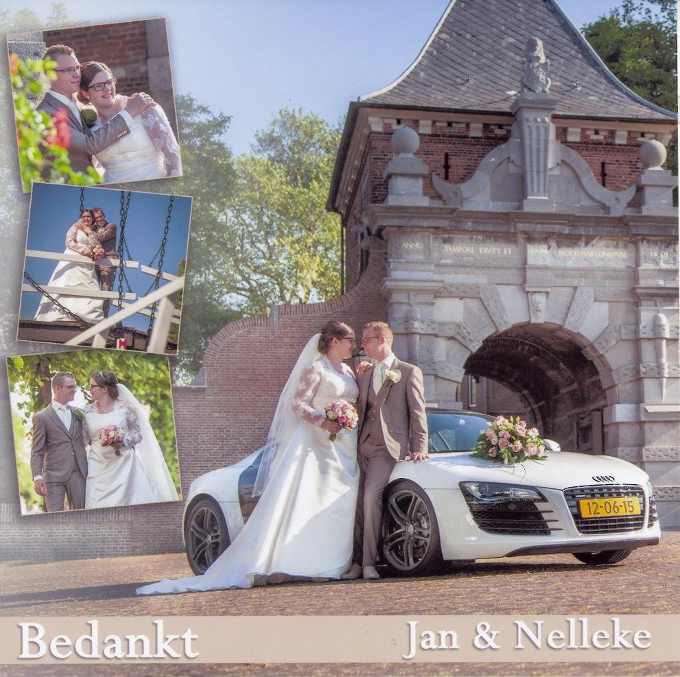 15-06-12 bruidspaar Jan de Niet & Nelleke Speksnijder
