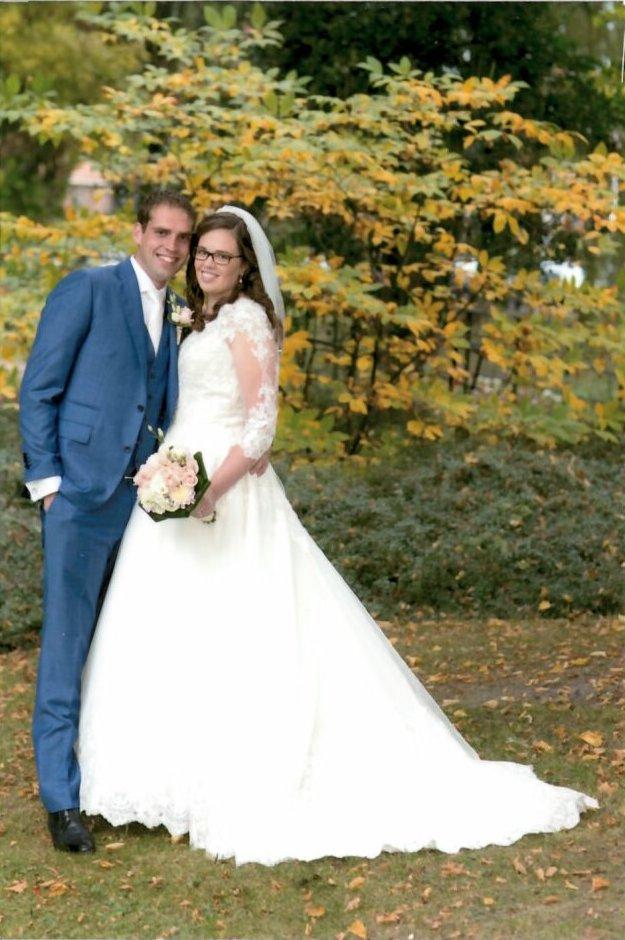 16-10-12 bruidspaar Ardjan & Anna in 't Veld (12-10-2016)