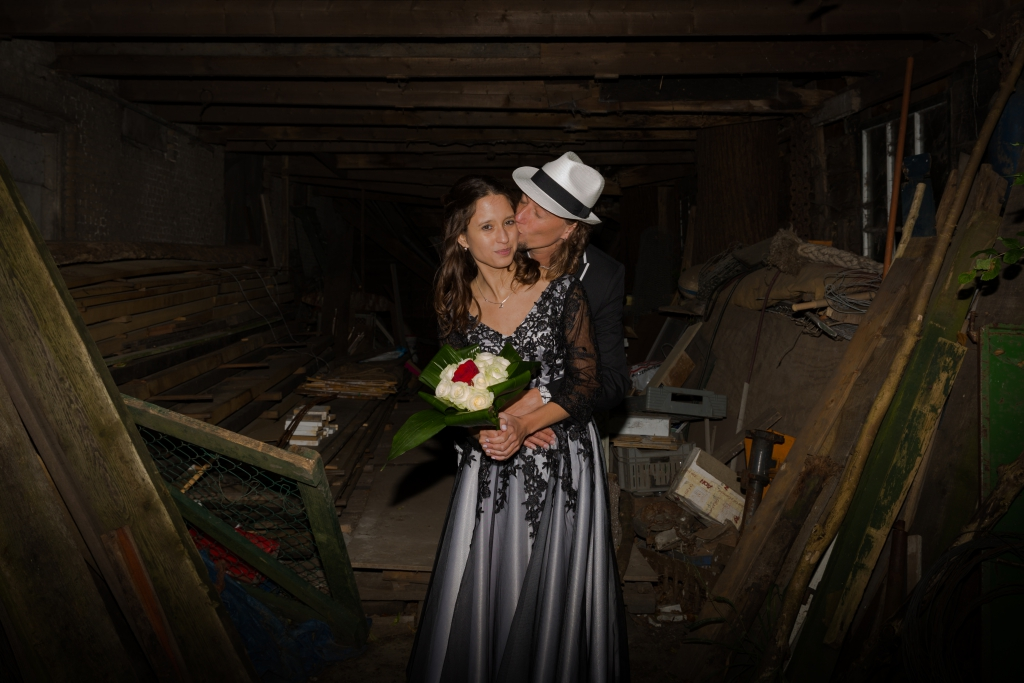 Bruidspaar Jaco & Gabrielle (08-07-2016)