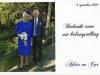 bruidspaar Cor en Adrie Kuiper (08-09-2016)
