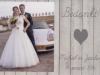 bruidspaar Michiel van Kampen - Jacolien Bechthum 16-03-2016