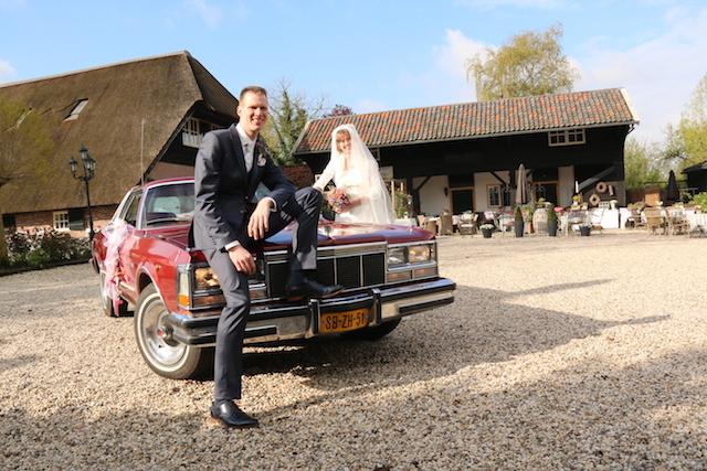 """IMG 2119 600x480 """"Onze bruiloft bij De Til in Giessenburg was perfect!"""