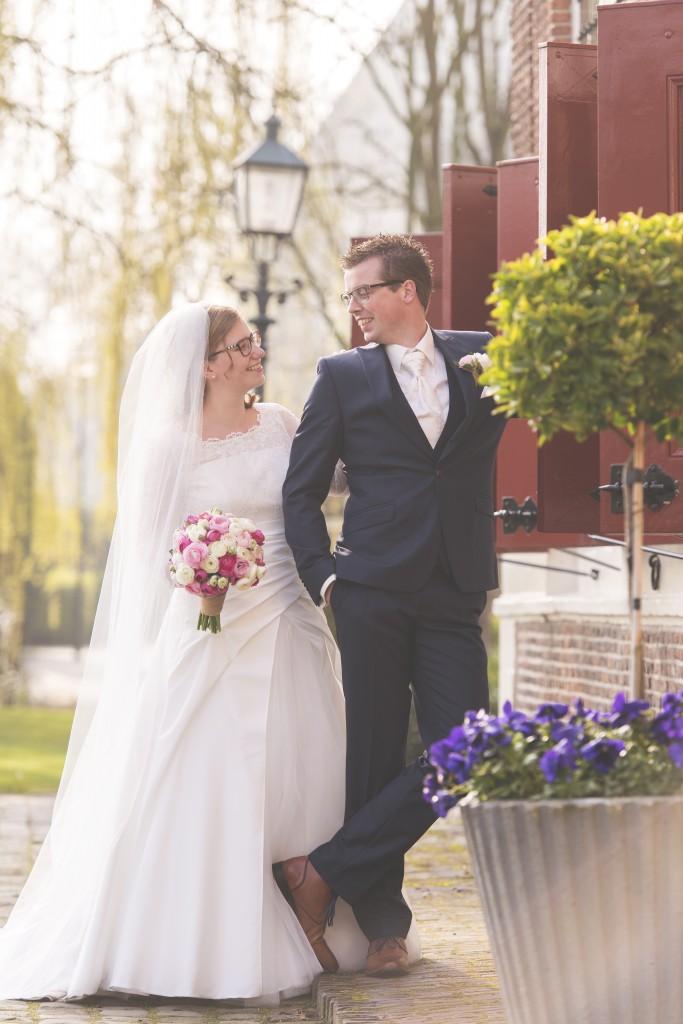 """DSC 8546 683x1024 """"Ik zou zo weer trouwen bij De Til. Het was perfect geregeld!"""