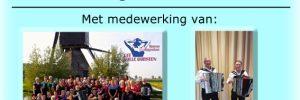 Jaaruitvoering Zeemanskoor Bestevaer in De Til Giessenburg op 10 maart 2018