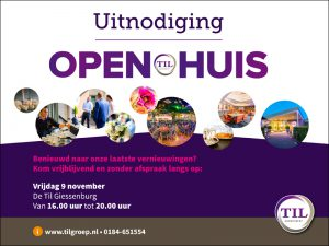TIL 2018 OpenHuis web liggend 300x225 Uitnodiging Open Huis Zalen  en partycentrum De Til