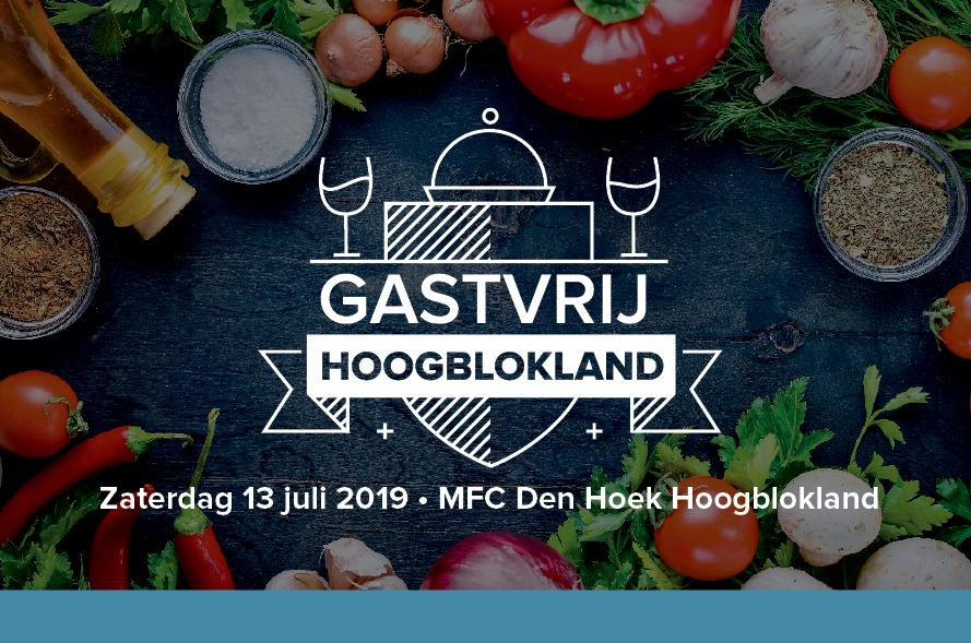 webbanner Meld je aan voor Gastvrij Hoogblokland op zaterdag 13 juli in MFC Den Hoek.