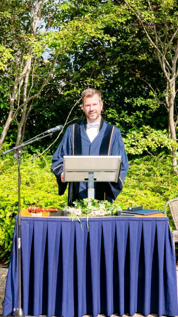 trouwambtenaar 1 577x1024 TilTalk: Trouwambtenaar Sebastiaan Boogaard: 'Het is jullie ceremonie'